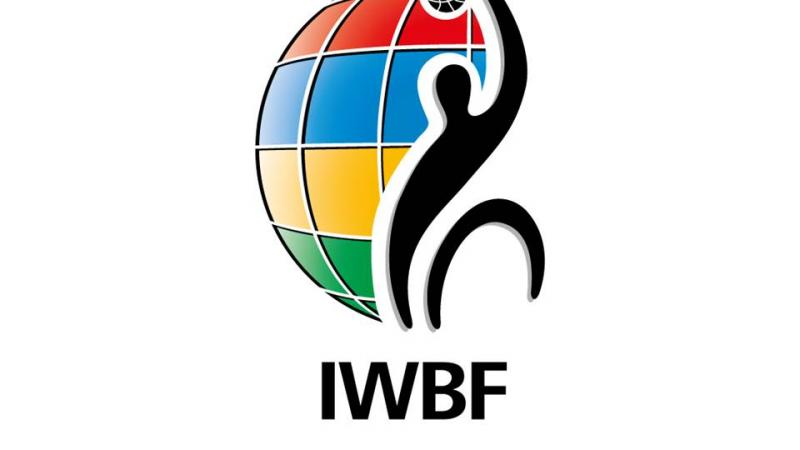 International Wheelchair Basketball Federation logo