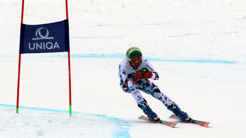 Para-Alpine-World-Cup-downhill-Markus-Salcher