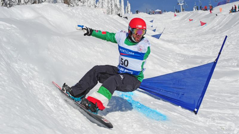 The 2017 World Para Snowboard Championships was held in Big White, Canada, between 1-8 February.