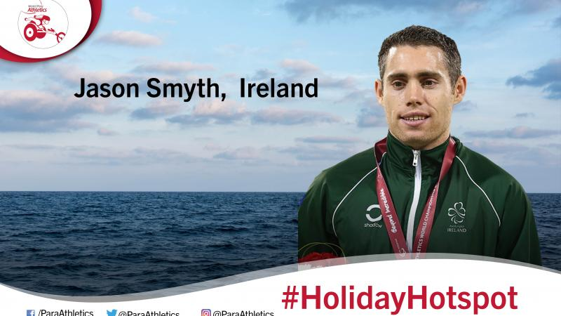Holiday Hotspot with Ireland's Jason Smyth