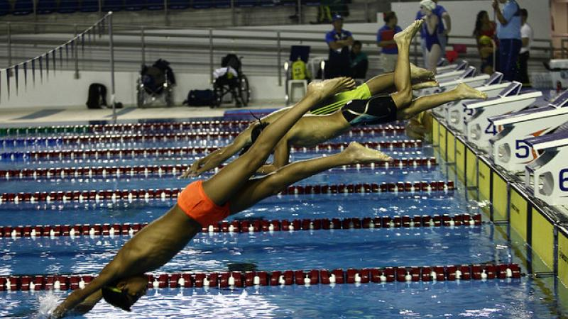 Swimming - Sao Paulo 2017 Parapan American Youth Games