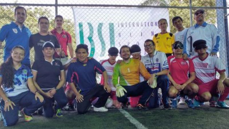 Football 5 - IBSA - Central America