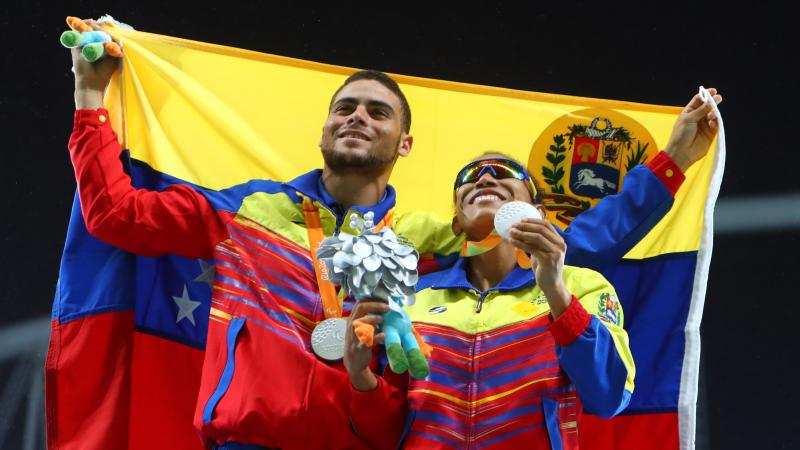 Sol Rojas - Venezuela - Athletics