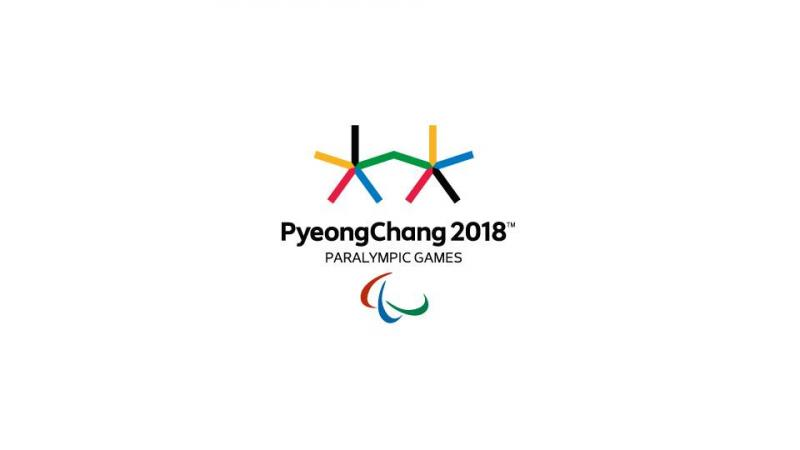 The official logo of the PyeongChang 2018 Paralympic Winter Games