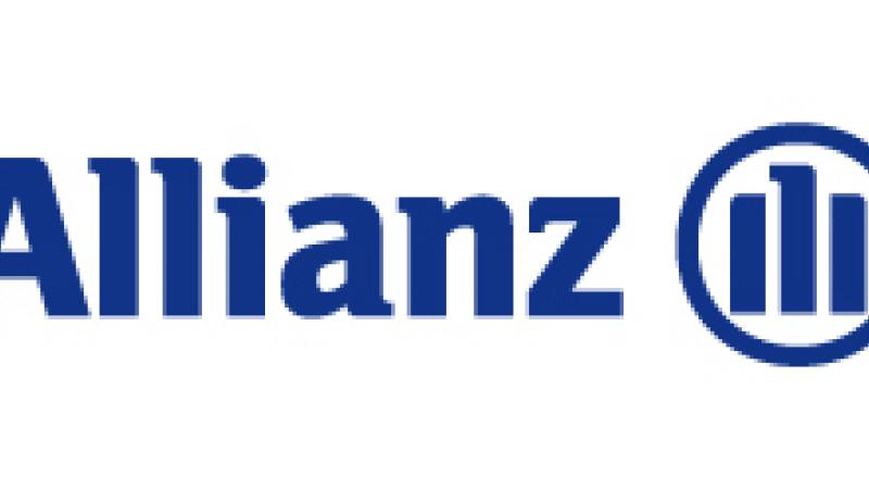 The official logo of Allianz