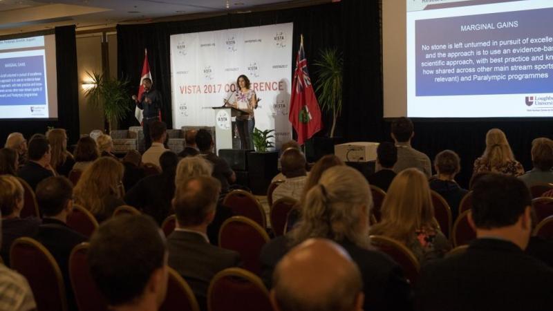 The eighth VISTA conference was held in Toronto, Ontario, Canada from 20-23 September 2017.