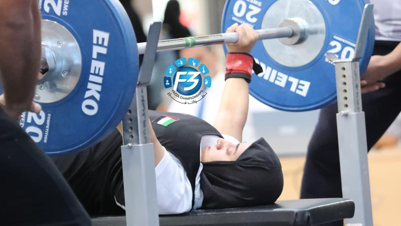Fazza 2018 World Para Powerlifting World Cup - Day 2