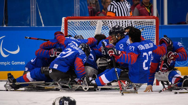 south koreas hockey team - 800×450