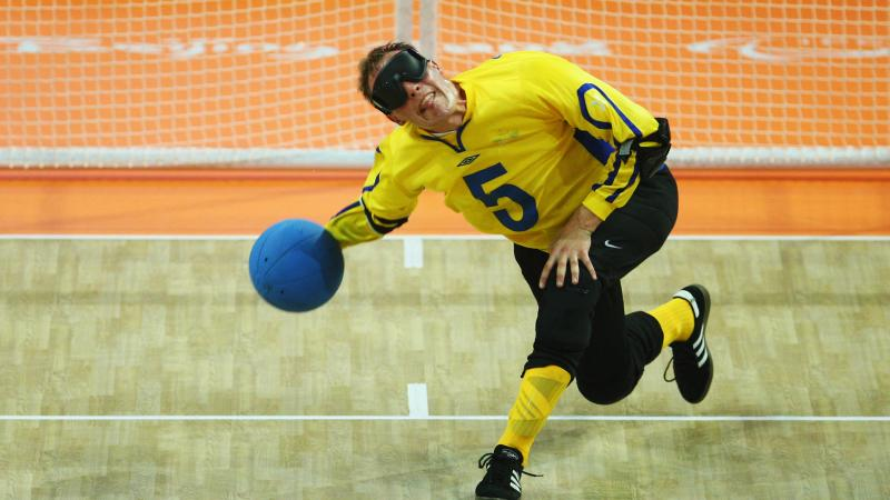 Sweden to stage 2018 Goalball World Championships