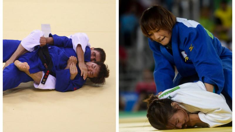 Haruka and Junko Hirose aim to compete together at home Paralympics