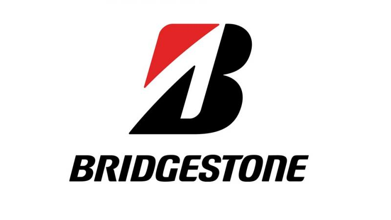 the official logo of Bridgestone