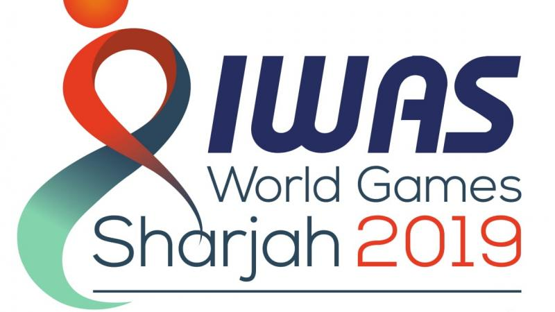 Sharjah 2019 IWAS World Games logo