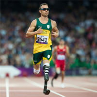 Oscar Pistorius Top 50 moments icon
