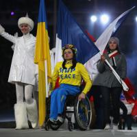 Ukraine decided to compete at the Sochi 2014 Paralympic Winter Games