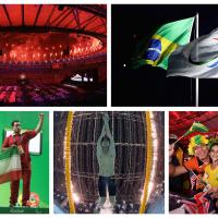 Scenes from the Rio 2016 Paralympic Games