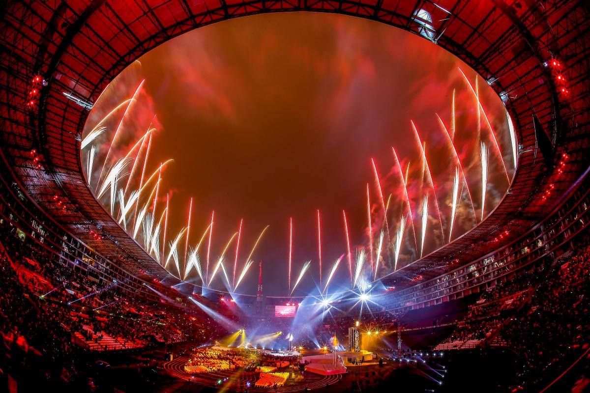 Lima 2019: Spectacular ceremony opens Parapans | International ...