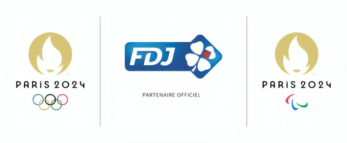 FDJ Partner for Paris 2024