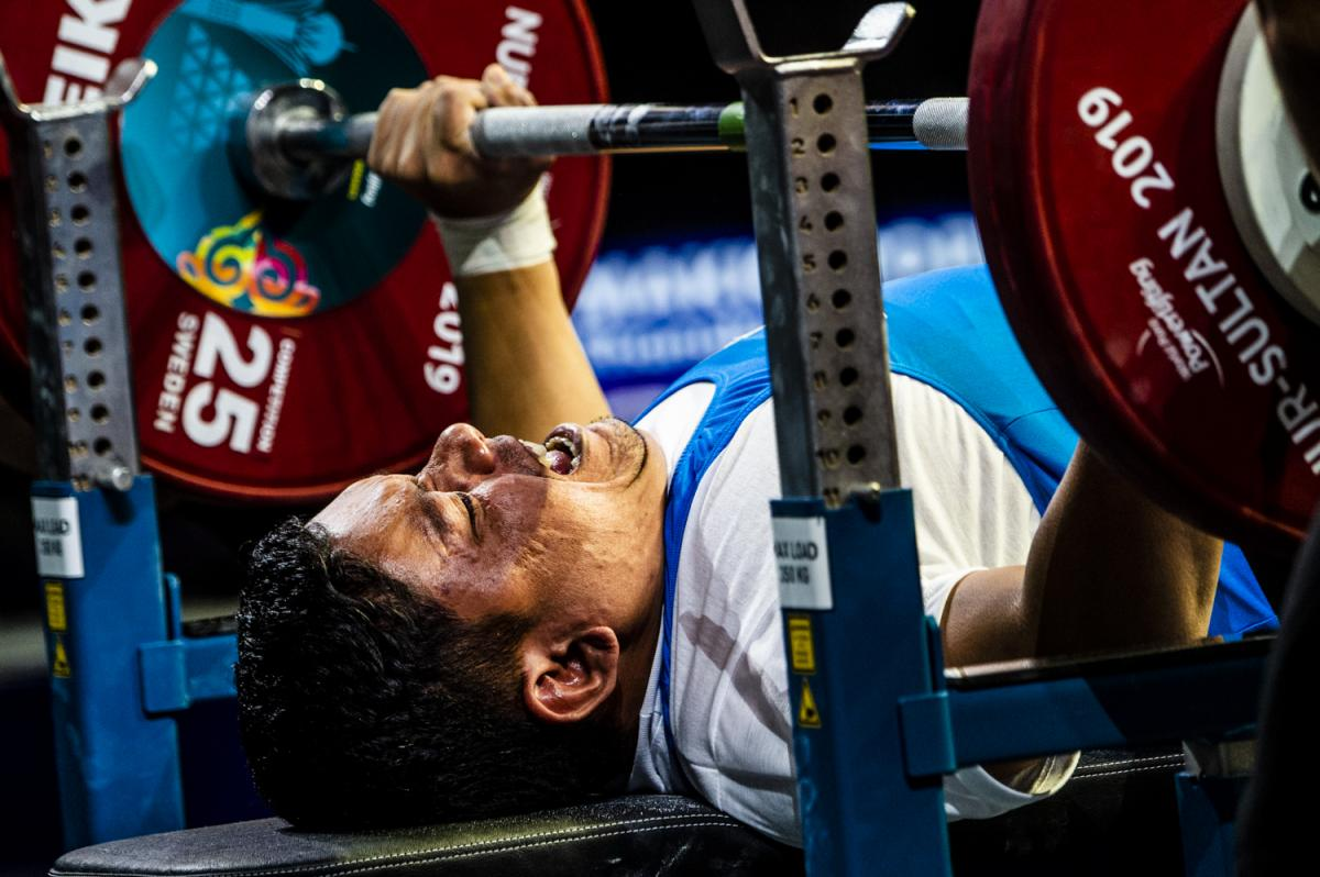 World Cup 2020 Colombia.Para Powerlifting World Cup Circuit For 2020 Announced