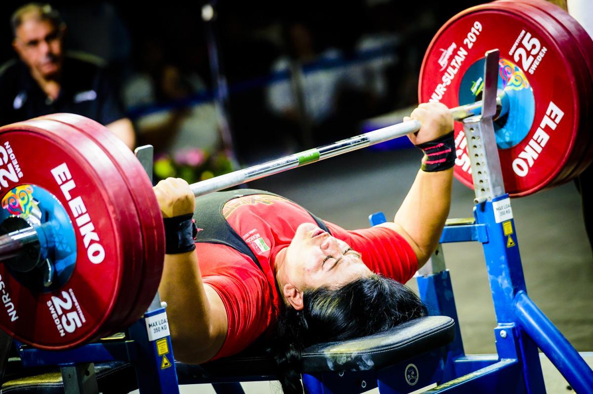 World Para Powerlifting launches Webinar Series   International Paralympic  Committee