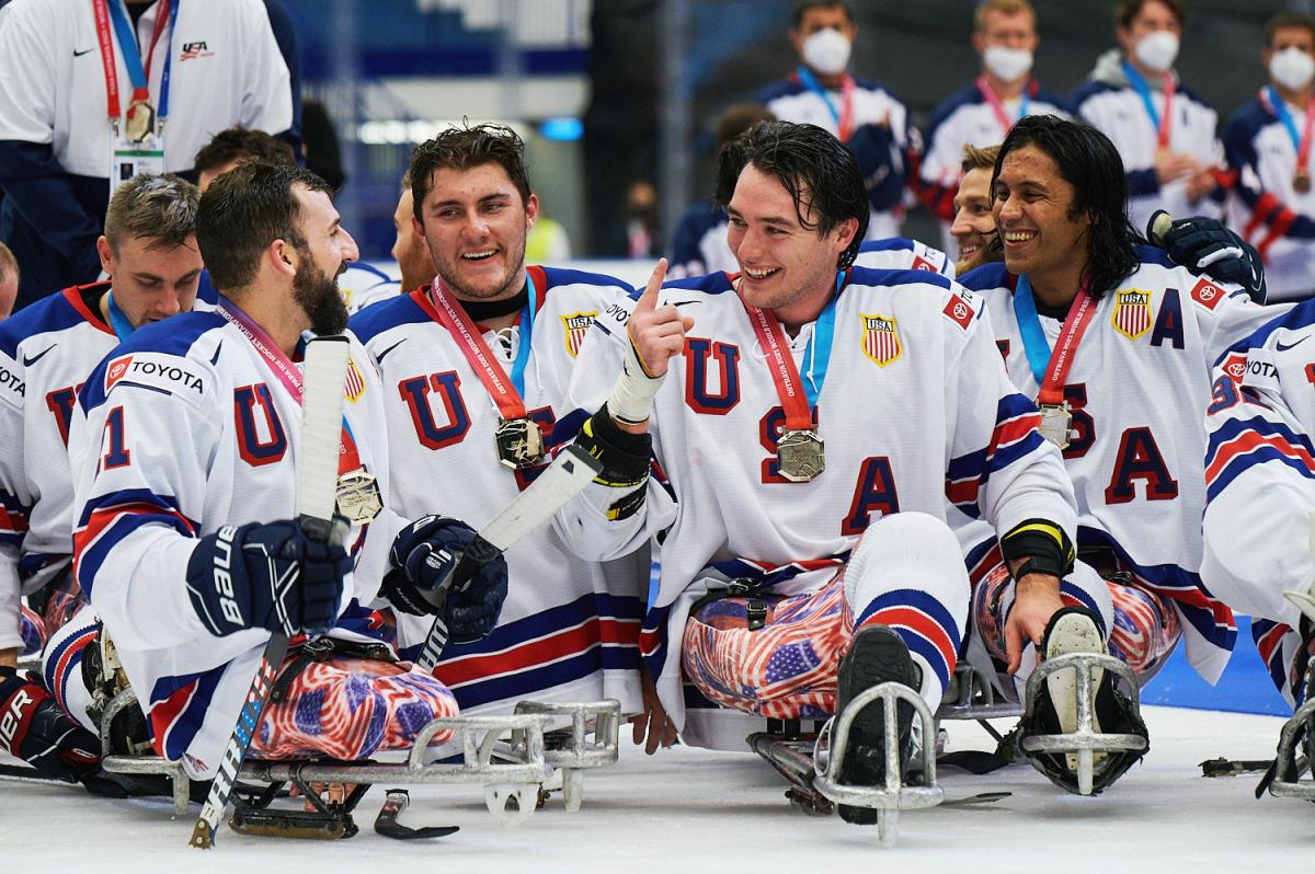 Ostrava 2021: USA thump Canada to claim fifth World Championships title    International Paralympic Committee