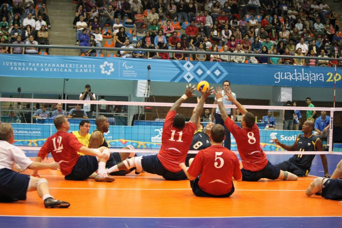 Sitting Volleyball 12 Facts For London 2012 International Paralympic Committee