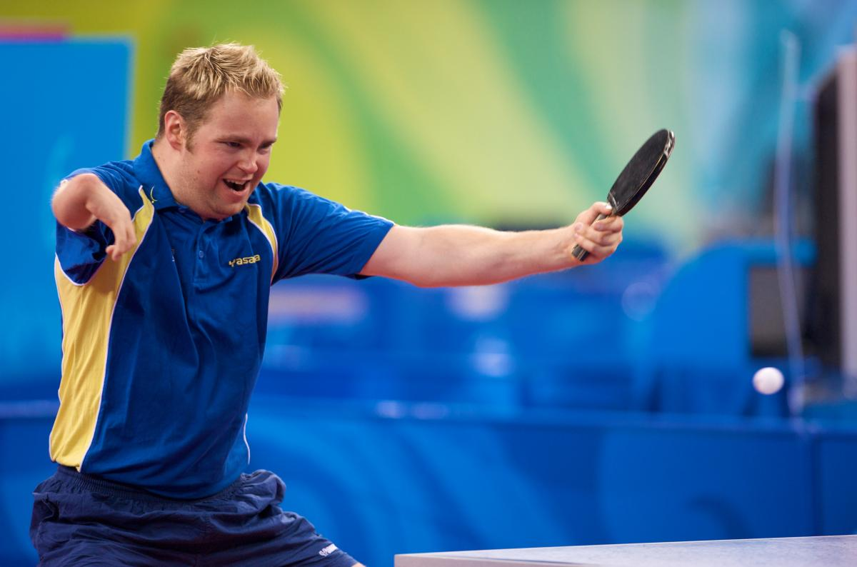Para-Table Tennis: 12 Facts for London 2012 | International ...
