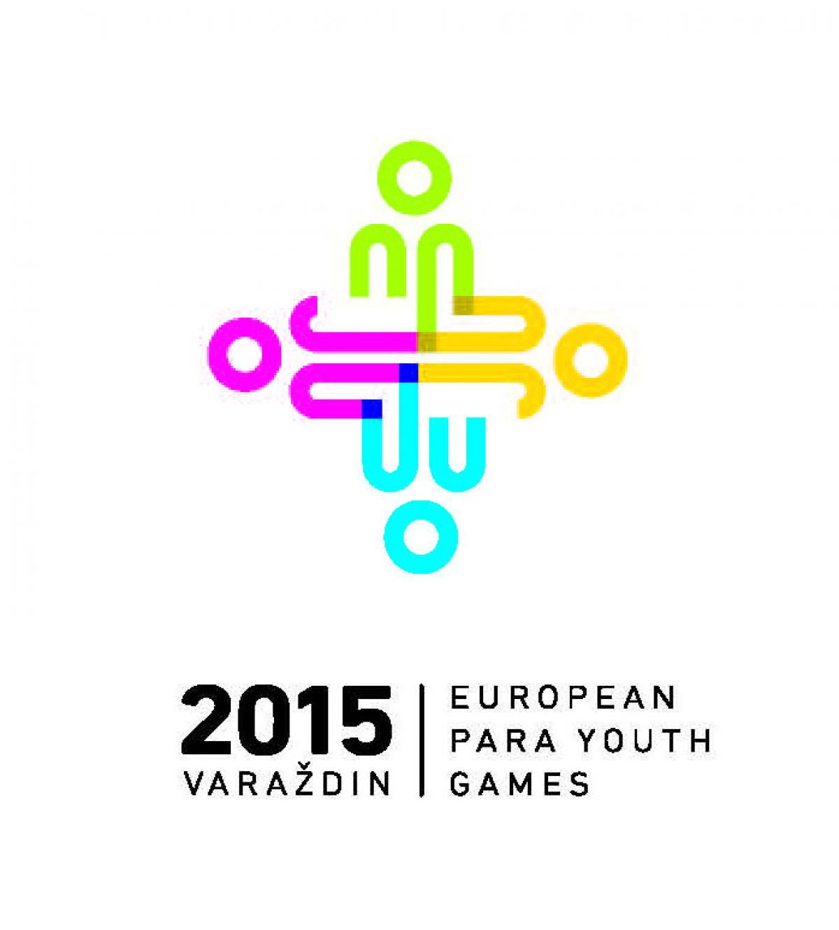 European Para Youth Games 2015 logo
