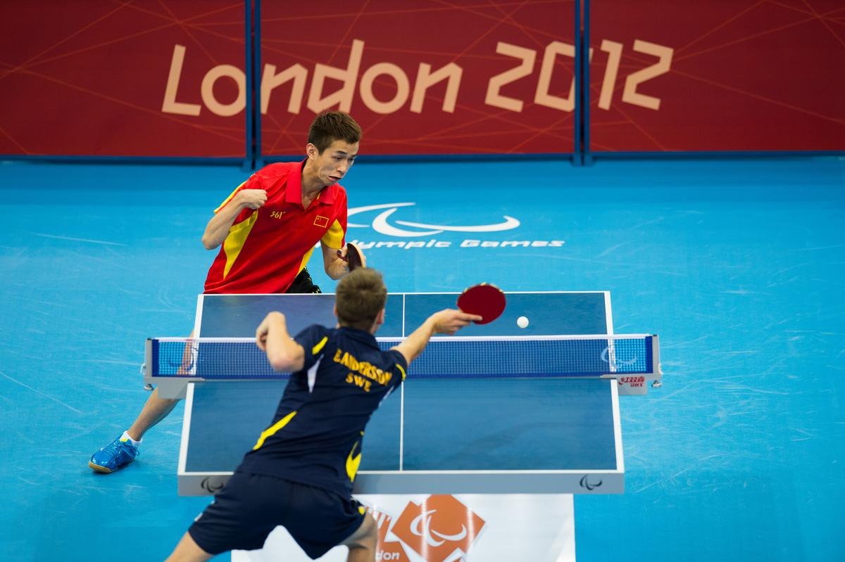 Sport Week History Of Table Tennis International Paralympic