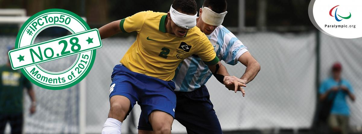 Top 50 moments 2015 - No. 28 Brazil, Argentina clash in Toronto 2015 final
