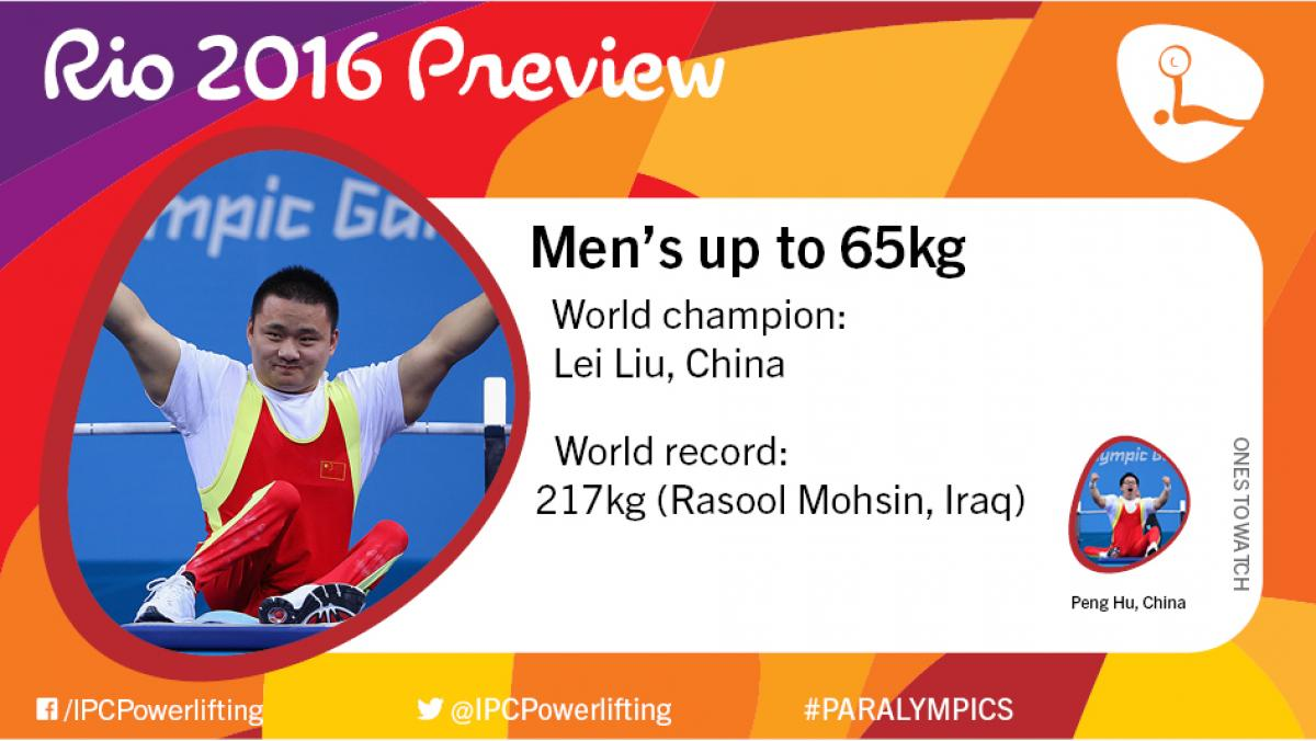 Rio 2016 preview: Men's up to 65kg