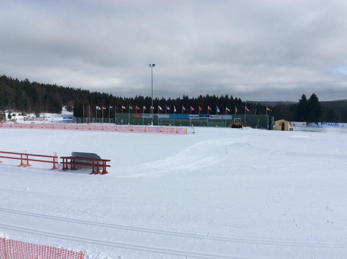 Finsterau, Germany, will host the 2017 World Para Nordic Skiing Championships.