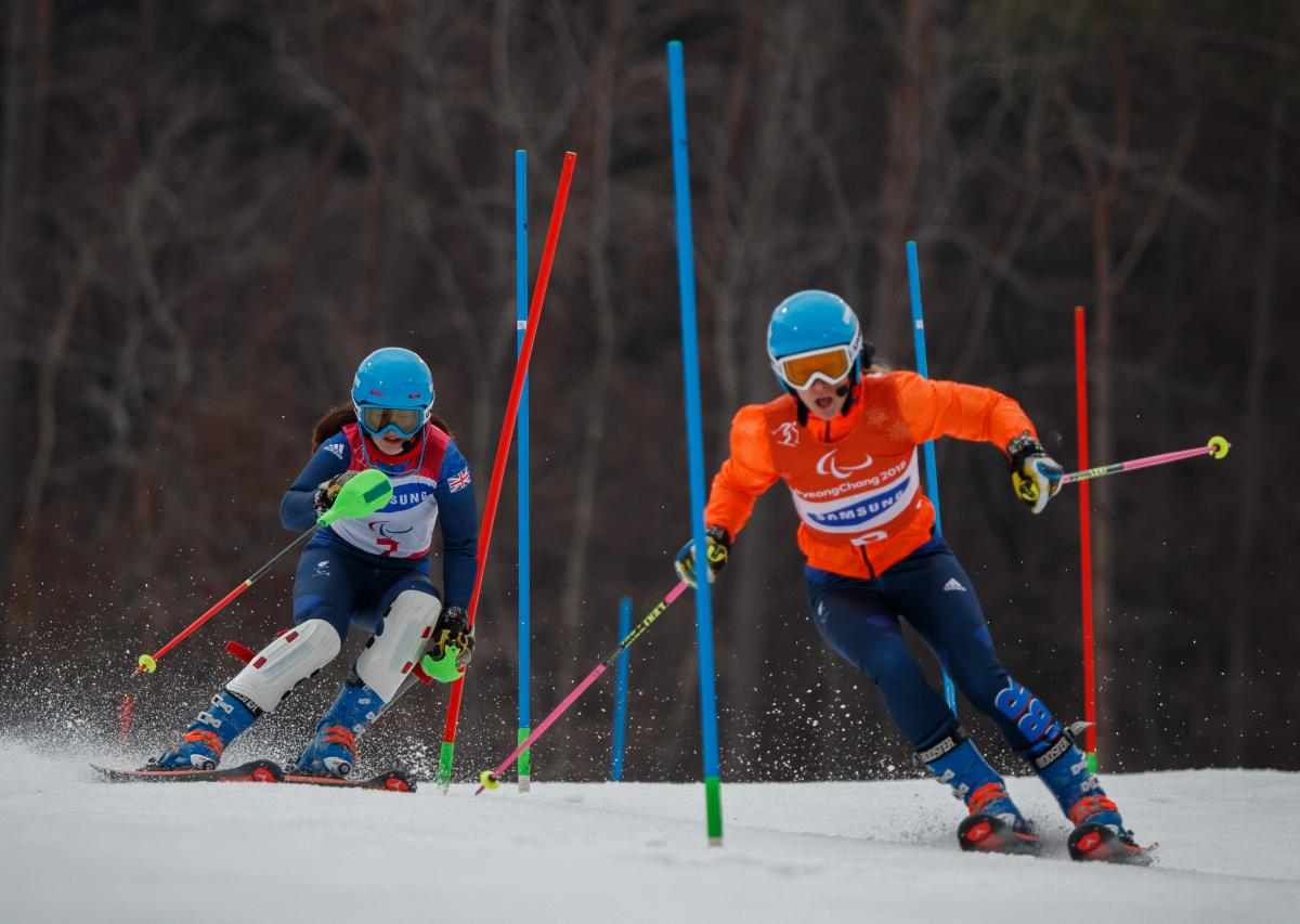 geweldige specials order groothandelsprijs 2018-19 World Para Alpine Skiing World Cup | International ...