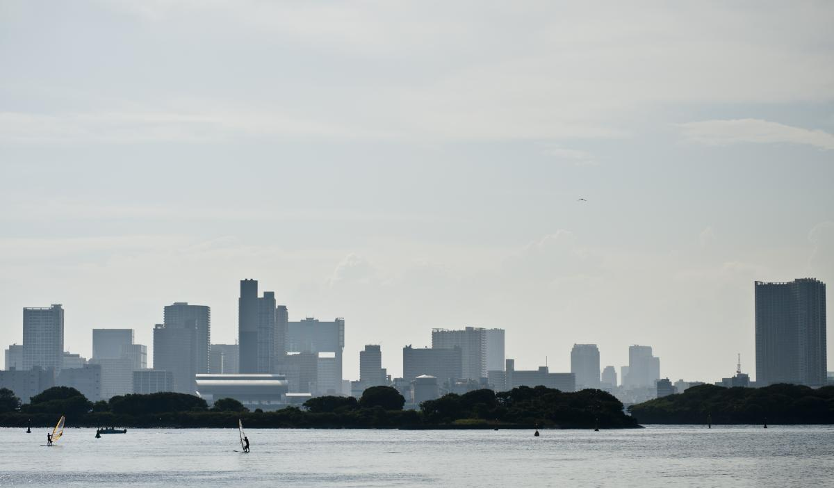 Odaiba Marine Park will host the swimming leg of Para triathlon at Tokyo 2020.