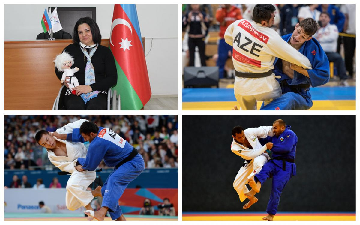 The Baku Grand Prix kicks off the 2019 judo season
