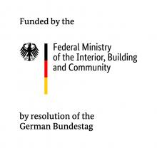 German Ministry of the Interior - logo