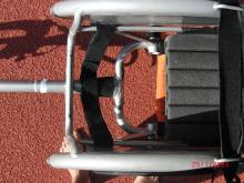 Dutch para-athletics wheelchair