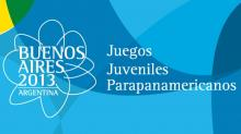 Buenos Aires 2013 Youth Parapan American Games - Logo