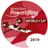 the official logo of the 2019 WPPO World Cup series