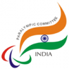 Logo Paralympic Committee of India