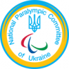 Logo National Paralympic Committee of Ukraine