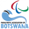 Paralympic Association of Botswana Emblem
