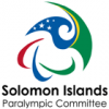 Solomon Islands National Paralympic Committee emblem