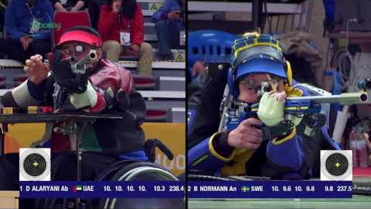 Day four highlights | Cheongju 2018 World Shooting Para Sport Championships