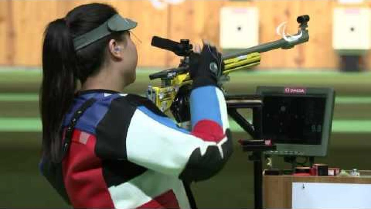 Day 6 evening | Shooting highlights | Rio 2016 Paralympic Games