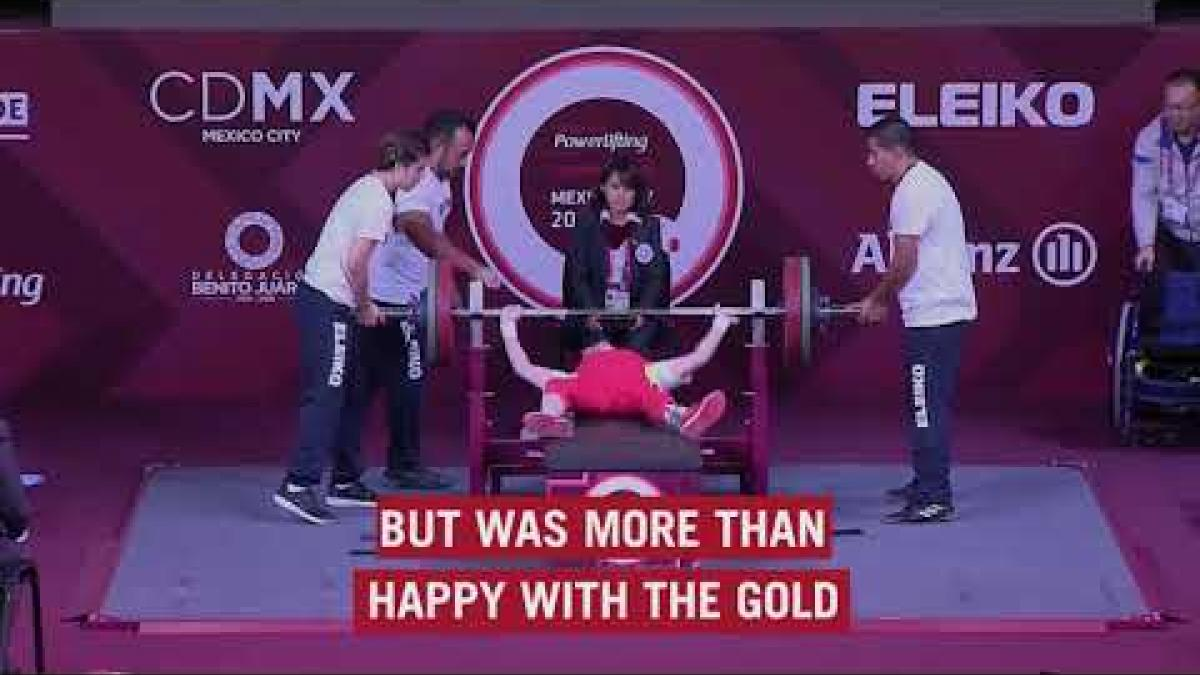 Day 2 Highlights | Mexico City World Para Powerlifting Championships