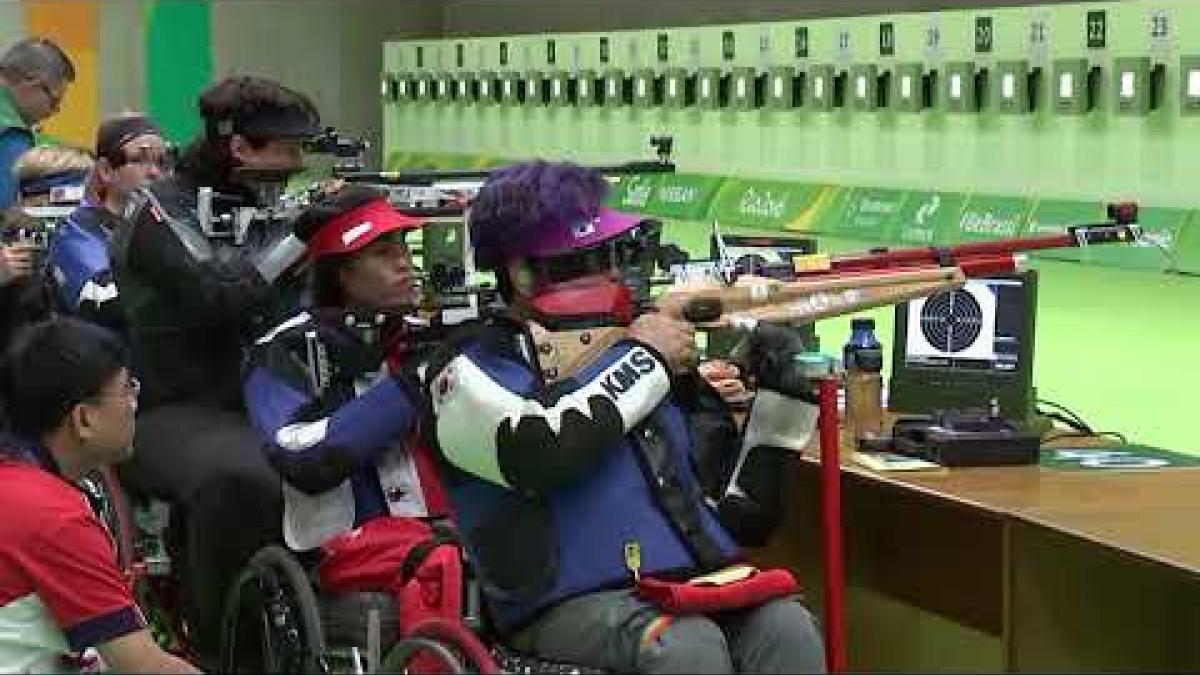 2018 World Shooting Para Sport Championships | Cheongju