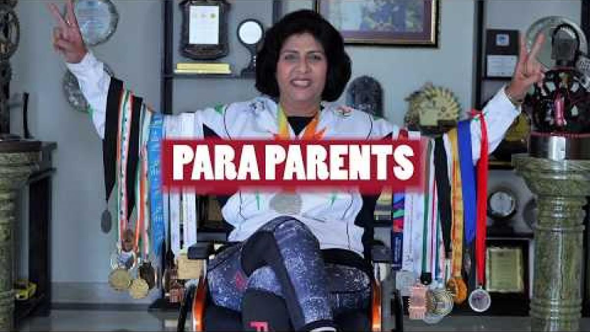 Deepa Malik | Para Parents