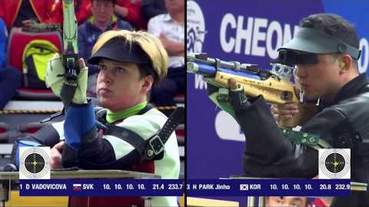 Day 5 highlights | Cheongju 2018 World Shooting Para Sport Championships