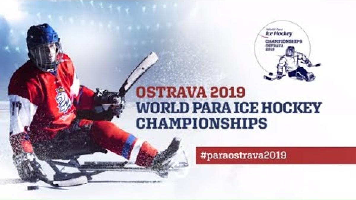 Quarter Finals | 2019 World Para Ice Hockey Championships