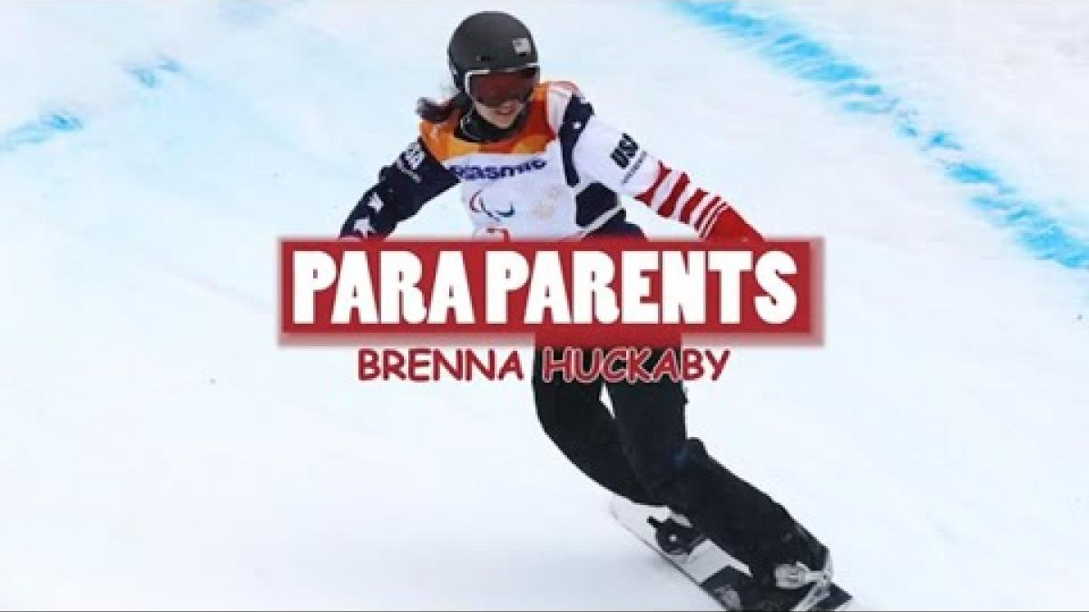 Brenna Huckaby | Para Parents